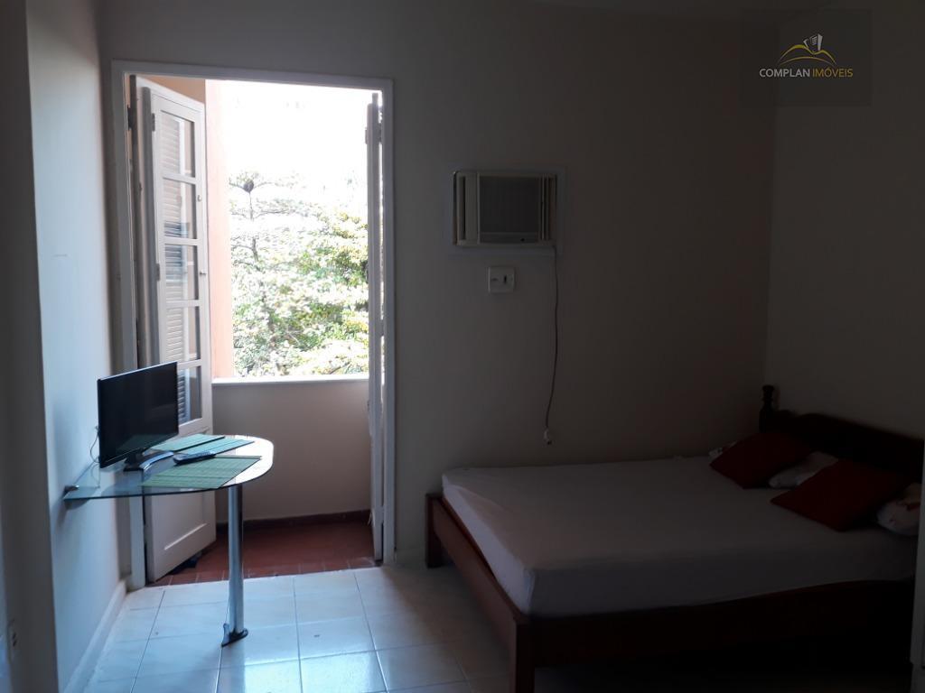 Kitnet residencial para locação, Copacabana, Rio de Janeiro.