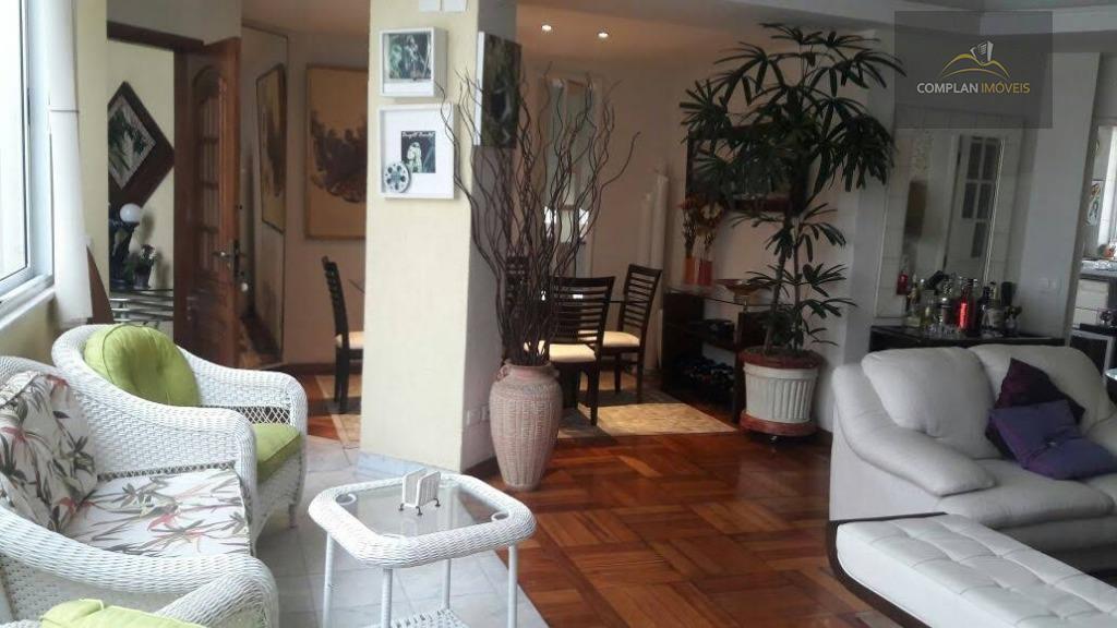 Apartamento com 3 dormitórios para alugar, 160 m² por R$ 5.000/mês - Copacabana - Rio de Janeiro/RJ
