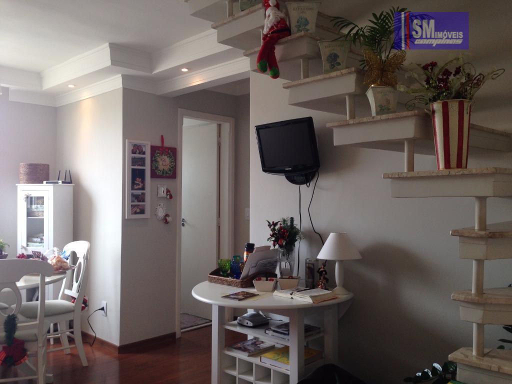 Apartamento Residencial Venda Vila Industrial Campinas