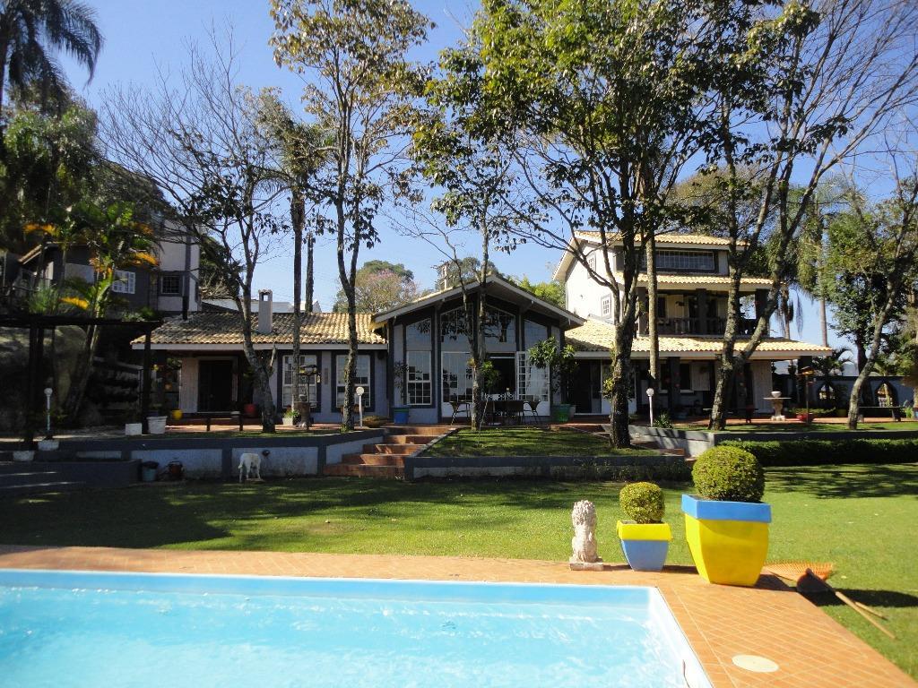 Casa Exuberante na Serra da Cantareira