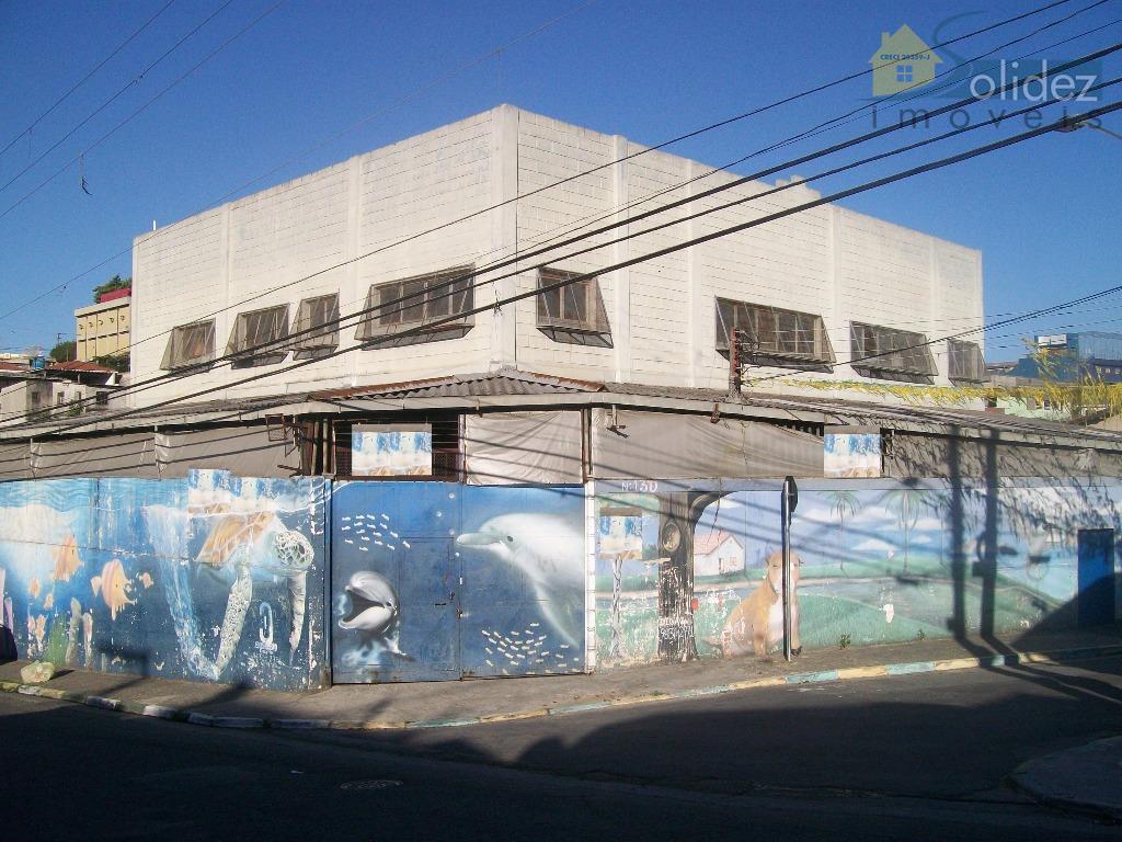 Galpão  comercial à venda, Freguesia do Ó, São Paulo.