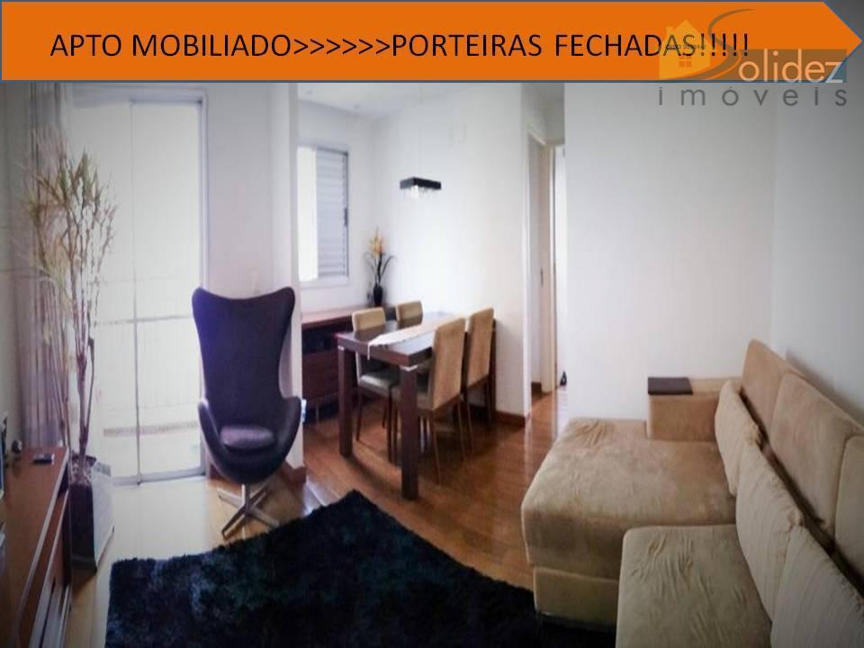Apartamento Mobiliado à venda, Piqueri, São Paulo.