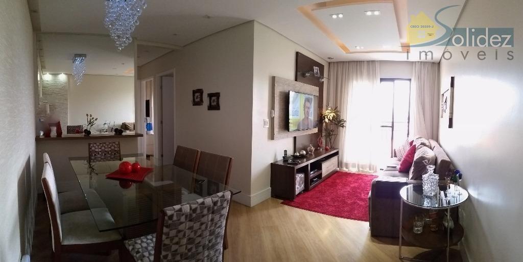 Apartamento no Green Village à venda, Freguesia do Ó, São Paulo.