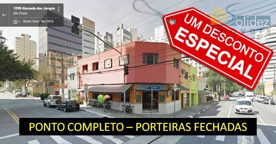 Bar, Ponto comercial à venda, Moema, São Paulo.