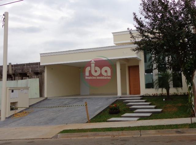 Casa 3 Dorm, Condomínio Ibiti Royal Park, Sorocaba (CA0035)