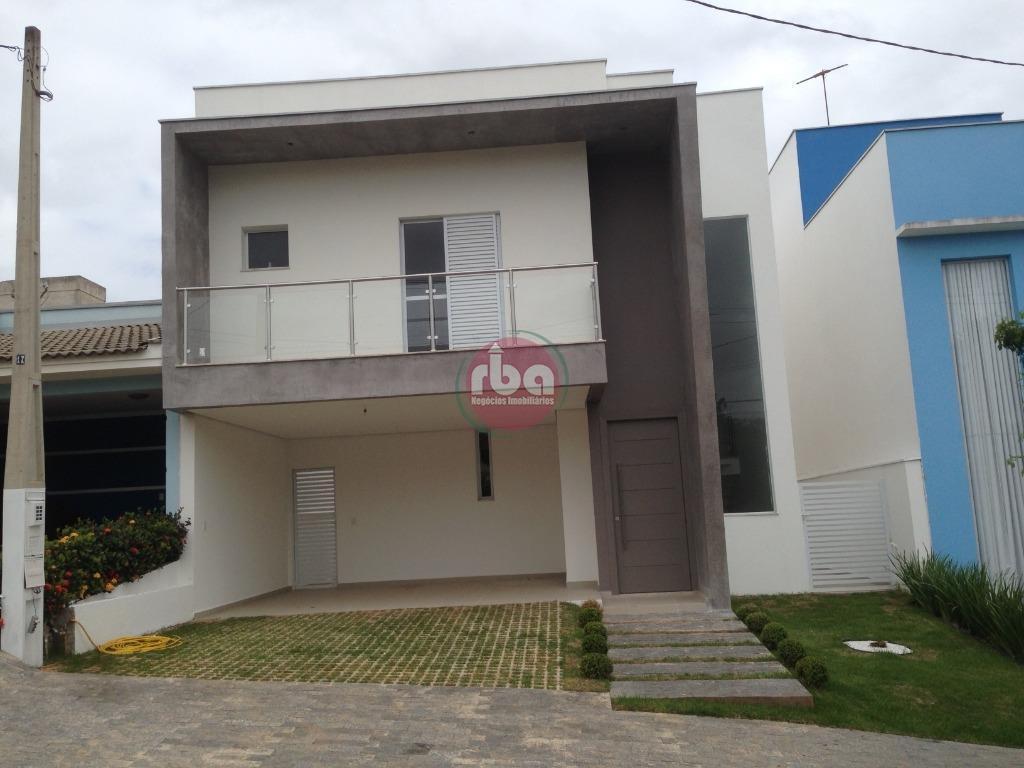Casa 3 Dorm, Condomínio Golden Park Alfa, Sorocaba (CA0038)