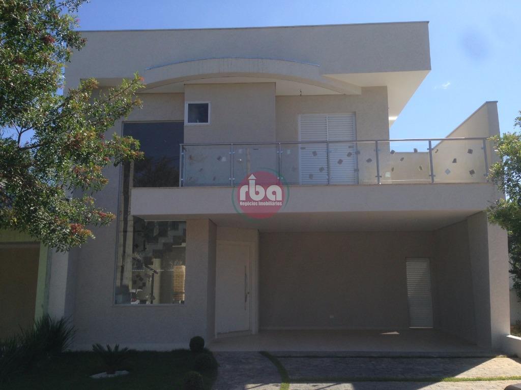 Casa 3 Dorm, Condomínio Golden Park Alfa, Sorocaba (CA0039)