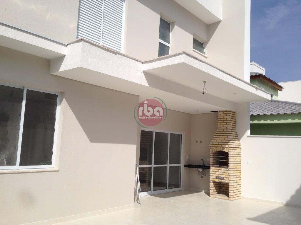 Casa 3 Dorm, Condomínio Golden Park Alfa, Sorocaba (CA0039) - Foto 4