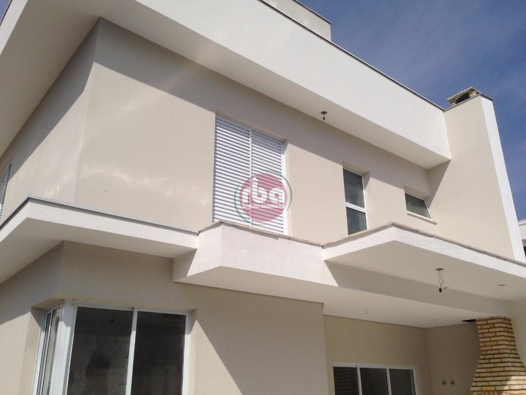 Casa 3 Dorm, Condomínio Golden Park Alfa, Sorocaba (CA0039) - Foto 5