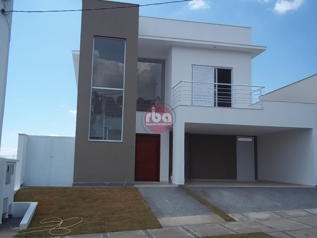 Casa 3 Dorm, Condomínio Colinas do Sol, Sorocaba (CA0046)