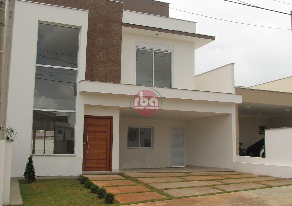 RBA Negócios Imobiliários - Casa 3 Dorm, Sorocaba