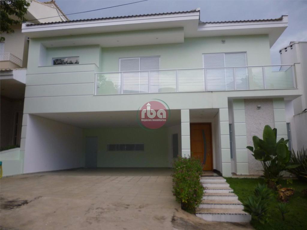 Casa 4 Dorm, Condomínio Tivoli Park, Sorocaba (CA0051)