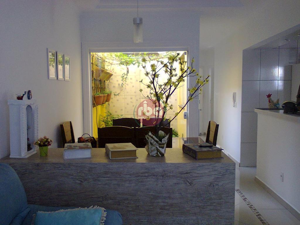 Casa 3 Dorm, Wanel Ville, Sorocaba (CA0052)