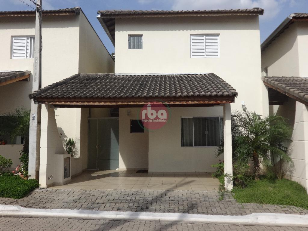 Casa 3 Dorm, Condomínio Residencial Meliá, Sorocaba (CA0056)