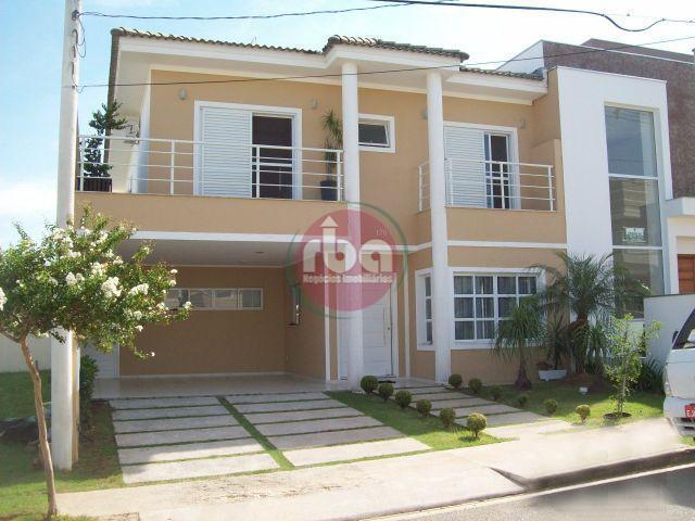 Casa 4 Dorm, Condomínio Ibiti Royal Park, Sorocaba (CA0062)