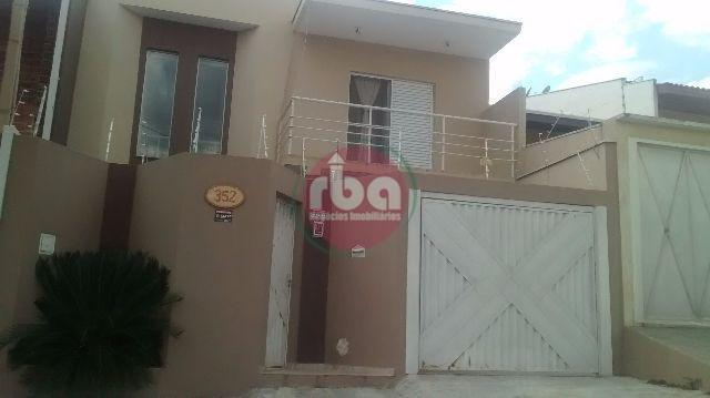 Casa 3 Dorm, Wanel Ville, Sorocaba (CA0082)