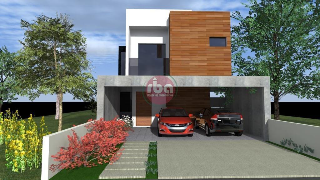 Casa 3 Dorm, Condomínio Villagio Milano, Sorocaba (CA0086)
