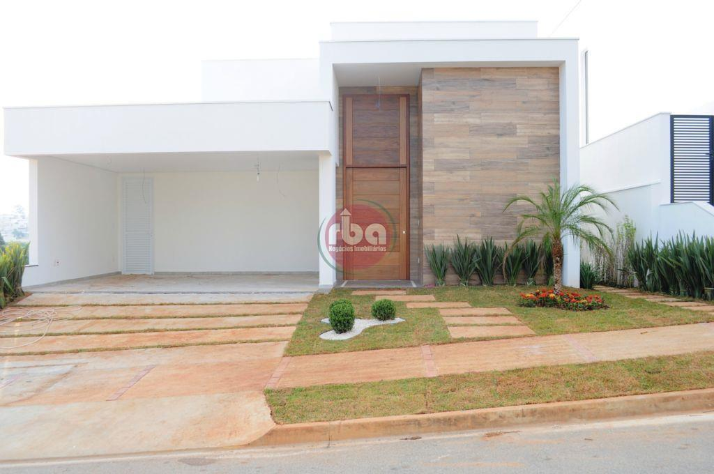 Casa 3 Dorm, Condomínio Residencial Giverny, Sorocaba (CA0120)