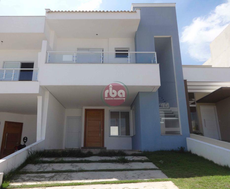 Casa 3 Dorm, Condominio Golden Park Residence Ii, Sorocaba (CA0128)