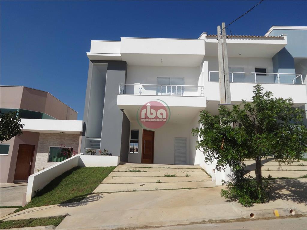 Casa 3 Dorm, Condominio Golden Park Residence Ii, Sorocaba (CA0129)