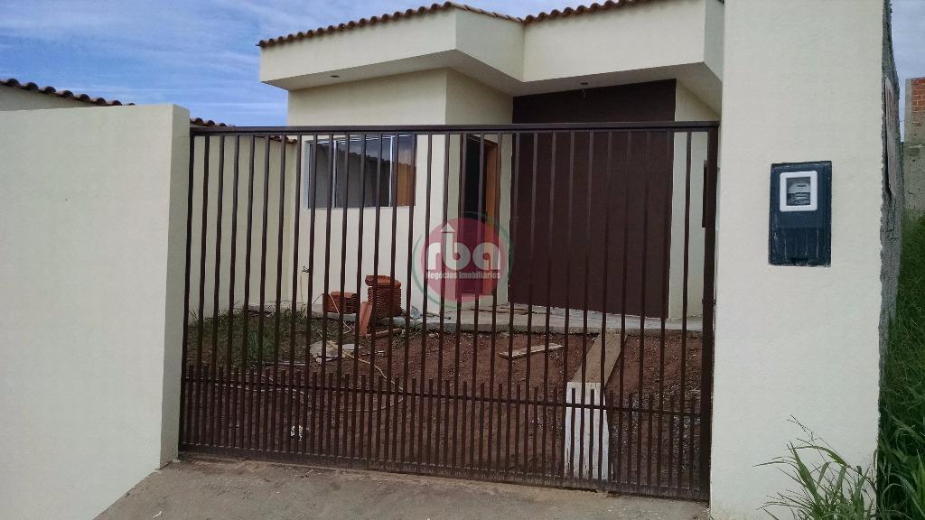 RBA Negócios Imobiliários - Casa 2 Dorm (CA0132)
