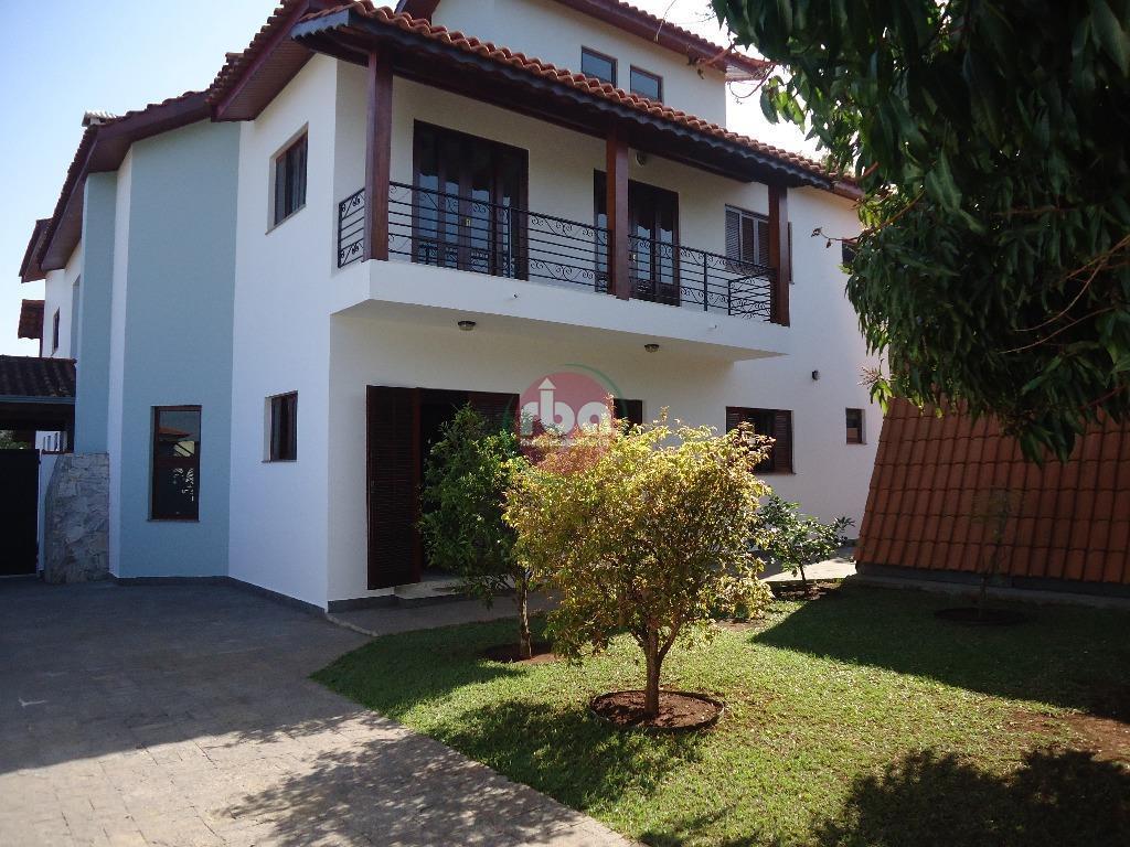 Casa 5 Dorm, Condomínio Vivendas do Lago, Sorocaba (CA0135)