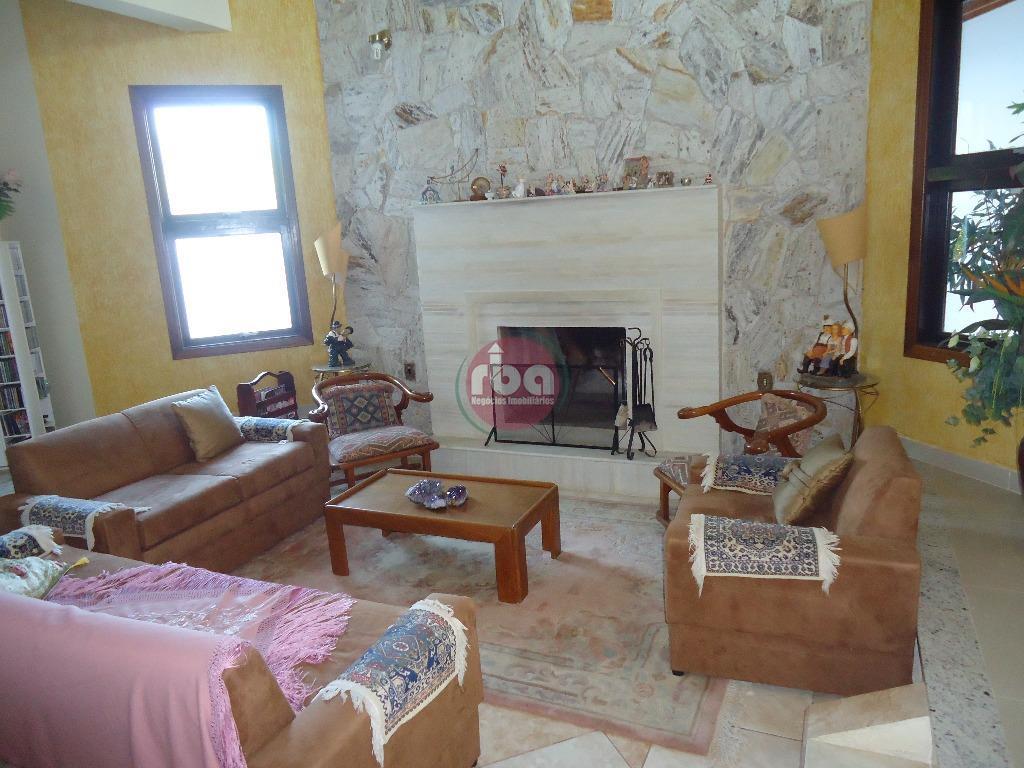 Casa 5 Dorm, Condomínio Vivendas do Lago, Sorocaba (CA0135) - Foto 3