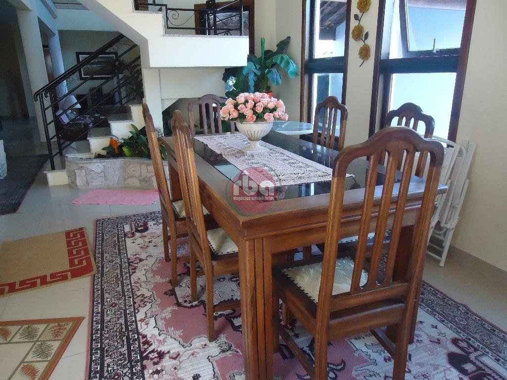 Casa 5 Dorm, Condomínio Vivendas do Lago, Sorocaba (CA0135) - Foto 4