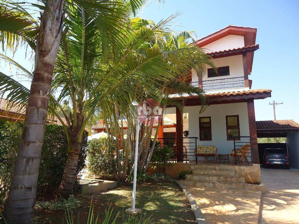 Casa 5 Dorm, Condomínio Vivendas do Lago, Sorocaba (CA0135) - Foto 8