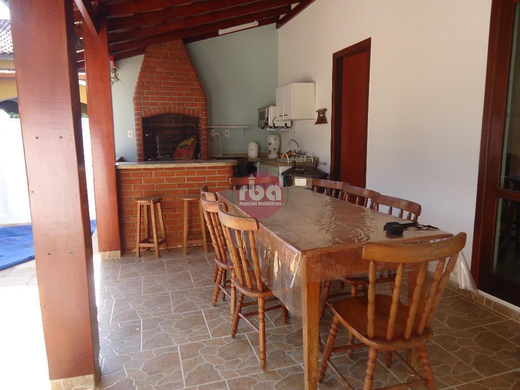 Casa 5 Dorm, Condomínio Vivendas do Lago, Sorocaba (CA0135) - Foto 9