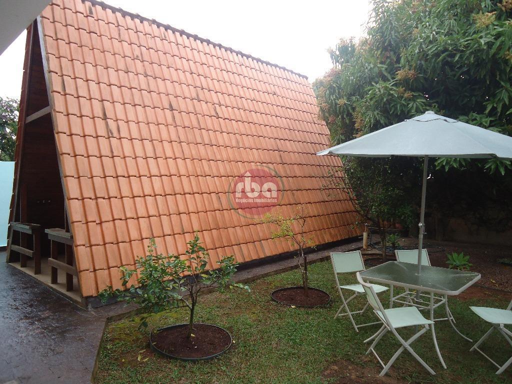 Casa 5 Dorm, Condomínio Vivendas do Lago, Sorocaba (CA0135) - Foto 11