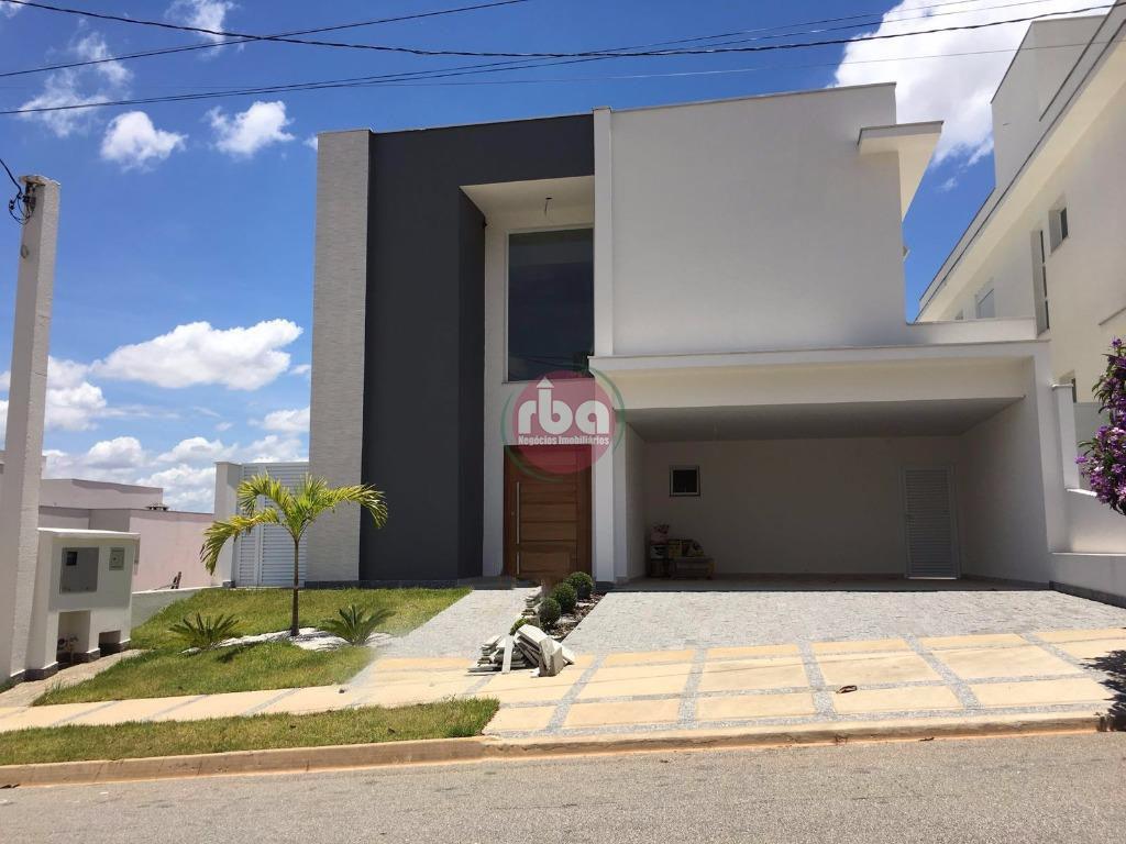 Casa 3 Dorm, Condomínio Colinas do Sol, Sorocaba (CA0136)