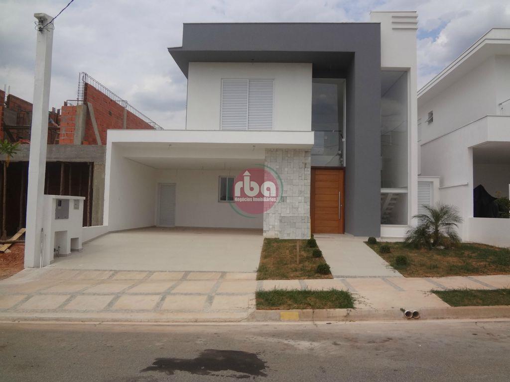 Casa 4 Dorm, Condomínio Colinas do Sol, Sorocaba (CA0137)
