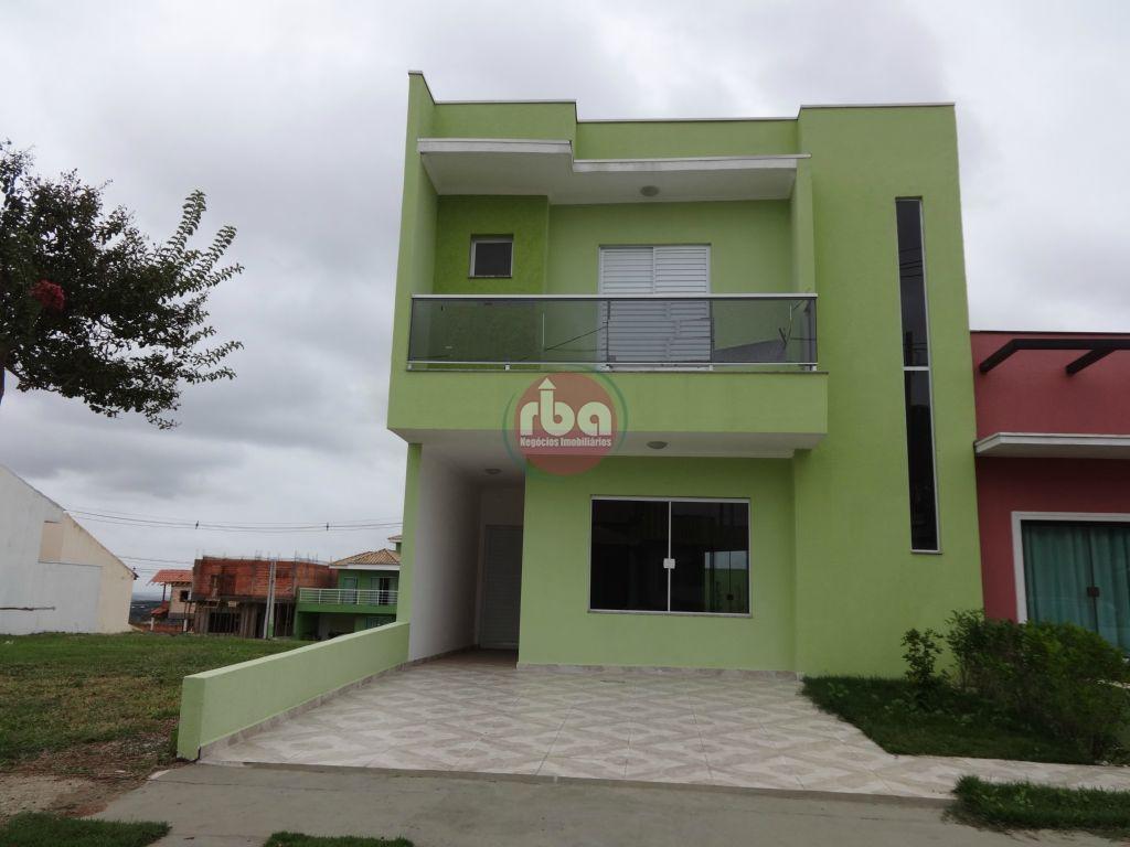 Casa 3 Dorm, Condomínio Horto Florestal I, Sorocaba (CA0142)