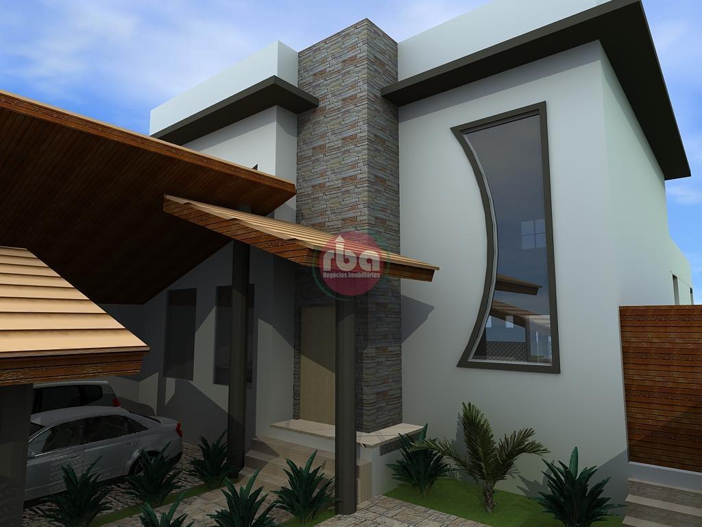 Casa 3 Dorm, Jardim Eltonville, Sorocaba (CA0143)