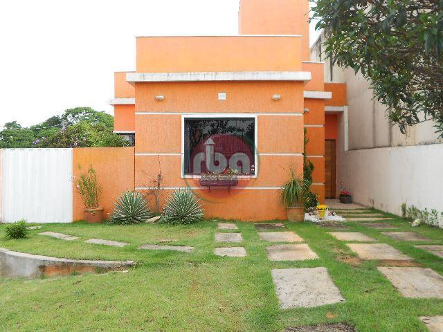 Casa 3 Dorm, Condominio Residencial Dálias, Sorocaba (CA0152)
