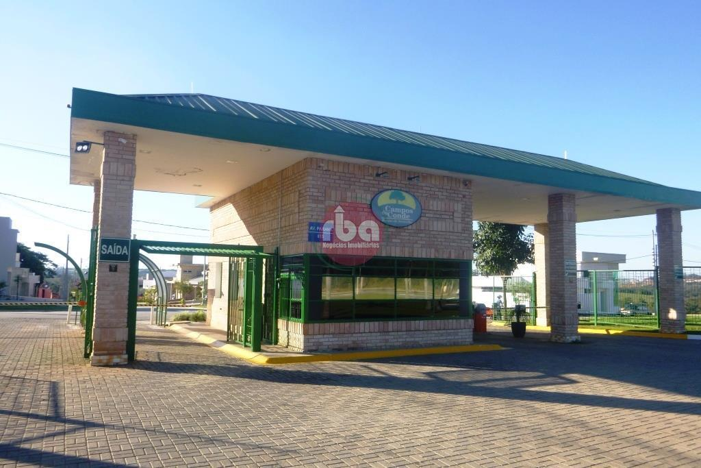 Terreno, Condomínio Campos do Conde, Sorocaba (TE0040)