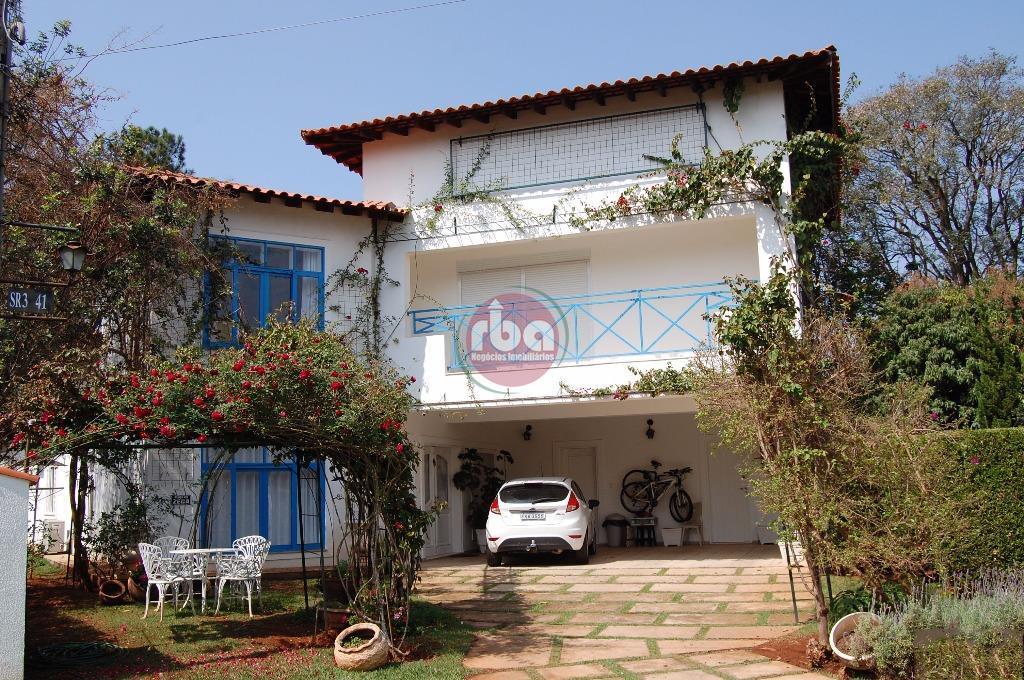 Casa 4 Dorm, Lago Azul Condomínio e Golfe Clube, Aracoiaba da Serra