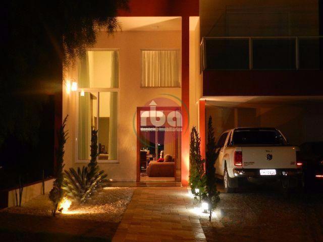 Casa 3 Dorm, Condomínio Golden Park Alfa, Sorocaba (CA0172)