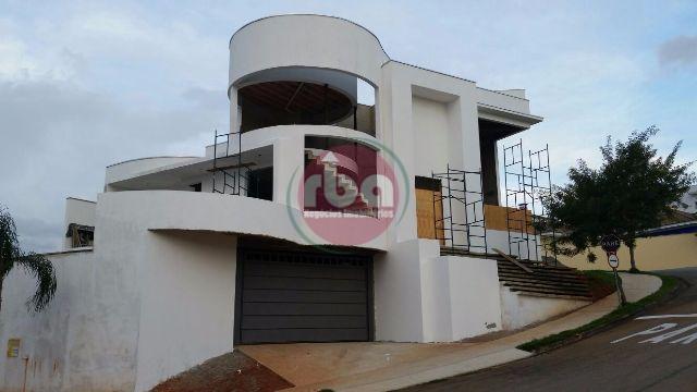 Casa 3 Dorm, Condomínio Golden Park Alfa, Sorocaba (CA0174)
