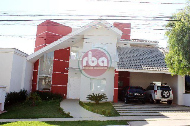 Casa 3 Dorm, Condomínio Granja Deolinda, Sorocaba (CA0179)