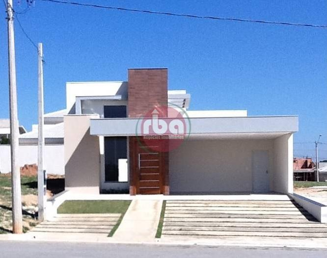 Casa 3 Dorm, Condomínio Campos do Conde, Sorocaba (CA0180)