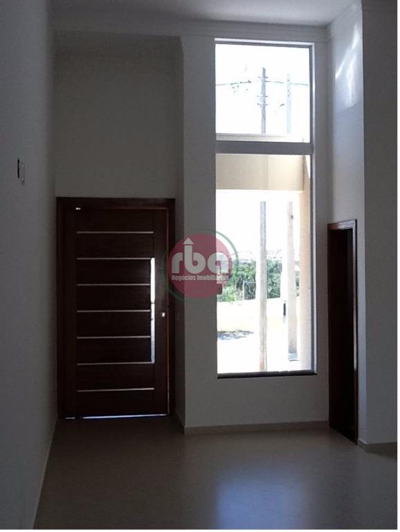 Casa 3 Dorm, Condomínio Campos do Conde, Sorocaba (CA0180) - Foto 2