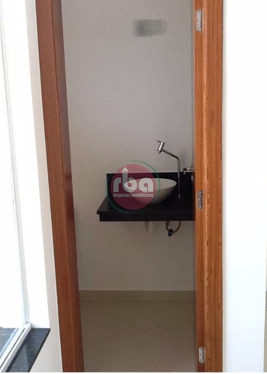 Casa 3 Dorm, Condomínio Campos do Conde, Sorocaba (CA0180) - Foto 5