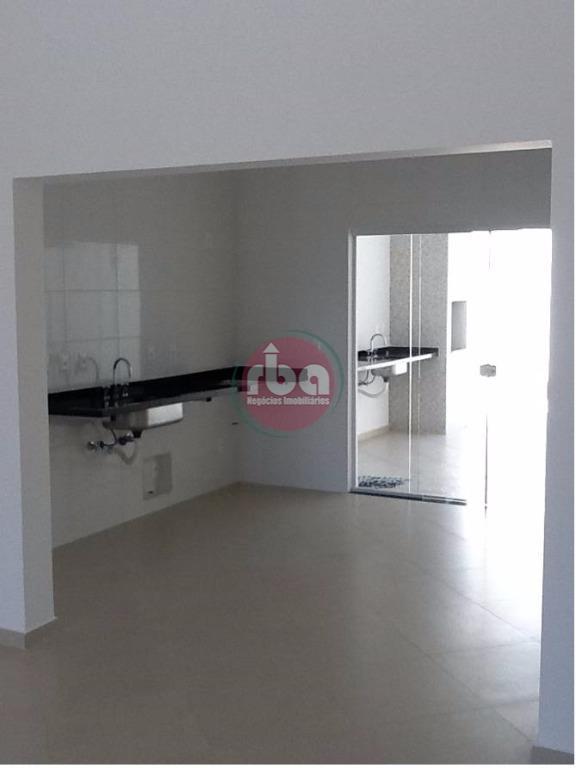 Casa 3 Dorm, Condomínio Campos do Conde, Sorocaba (CA0180) - Foto 7