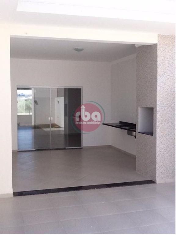 Casa 3 Dorm, Condomínio Campos do Conde, Sorocaba (CA0180) - Foto 18