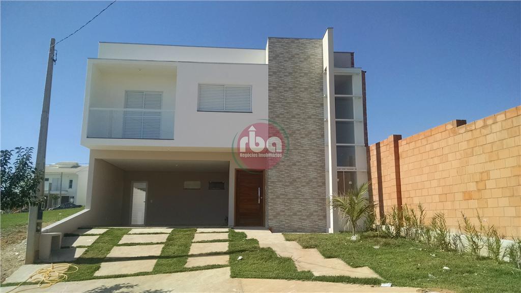 Casa 3 Dorm, Condominio Golden Park Residence Ii, Sorocaba (CA0183)