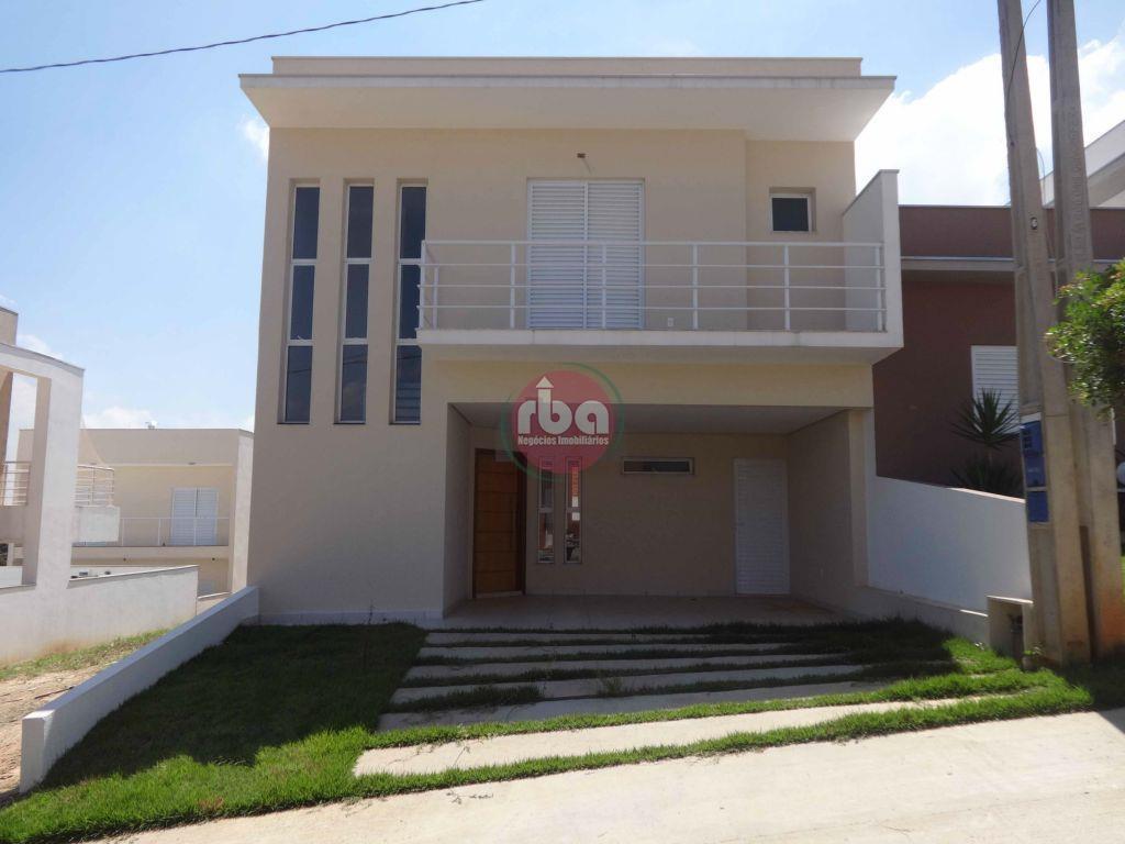 Casa 3 Dorm, Condominio Golden Park Residence Ii, Sorocaba (CA0194)