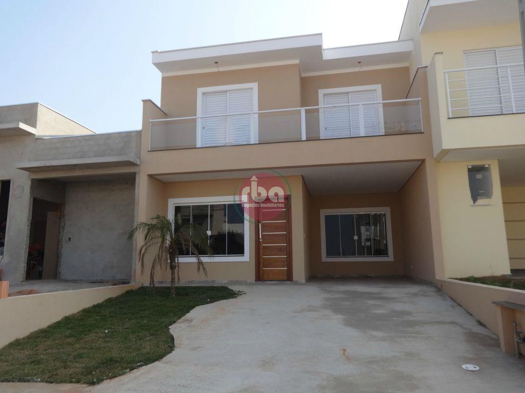 Casa 3 Dorm, Condomínio Horto Florestal Ii, Sorocaba (CA0199)