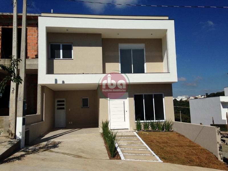 Casa 3 Dorm, Condominio Golden Park Residence Ii, Sorocaba (CA0203)